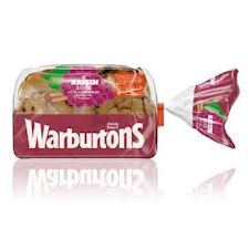 Warburtons 400G Raisin Loaf With Cinnamon