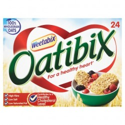 Weetabix Oatibix Cereal 24 Pack
