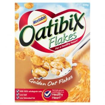 Weetabix Oatiflakes Cereal 550G