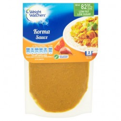 Weight Watchers Creamy Korma Sauce 340G