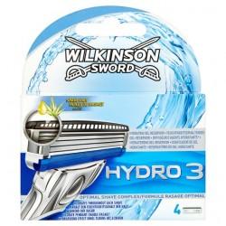Wilkinson Sword Hydro 3 Blades 4 Pack