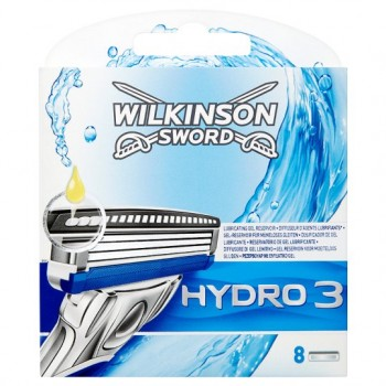Wilkinson Sword Hydro 3 Blades 8 Pack
