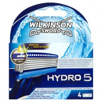 Wilkinson Sword Hydro 5 Blades 4 Pack