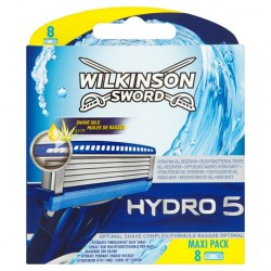Wilkinson Sword Hydro 5 Blades 8 Pack