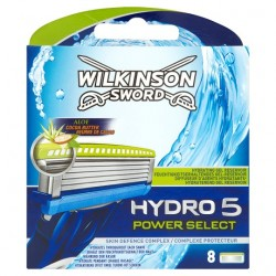 Wilkinson Sword Hydro Power Select Bladed8pk