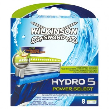 Wilkinson Sword Hydro Power Select Bladed8pk