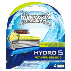 Wilkinson Sword Hydro Power Select Blades4pk