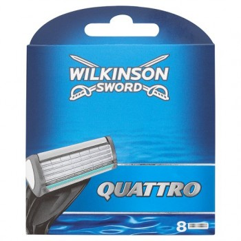 Wilkinson Sword Quattro Blades 8'S