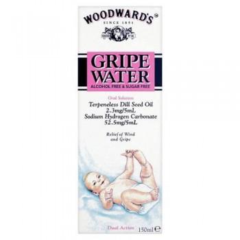 Woodwards Gripe Water 150Ml Bottle