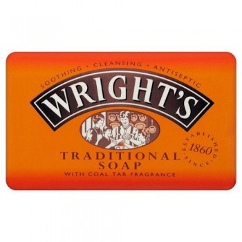 Wrights Coal Tar Soap Original 125G