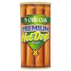 Ye Olde Oak Yoo Premium Jumbo Hot Dogs 560G