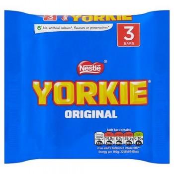 Yorkie Milk Multi Pack 138G