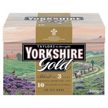 Yorkshire Gold Tea Bags 160S 500G