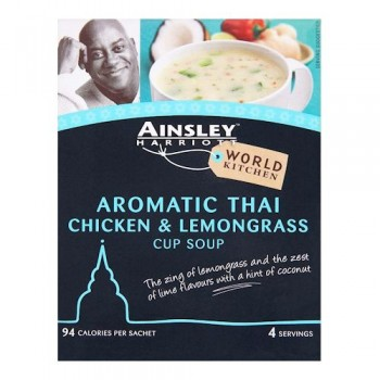 ainsley aromatic thai chicken
