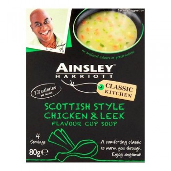 ainsley casserole scottish