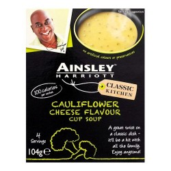 ainsley cauliflower