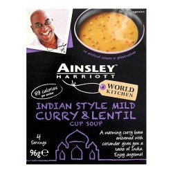 ainsley indian curry