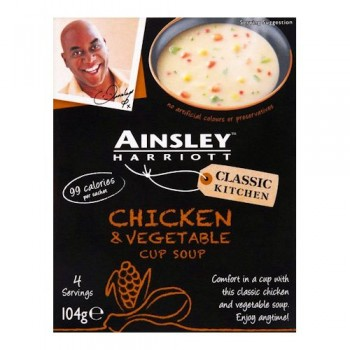 ainsley premium chicken