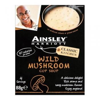 ainsley premium wild mushroom