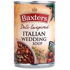 baxters Italian wedding soup