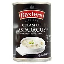baxters luxury asparagus