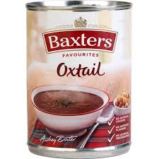 baxters oxtail