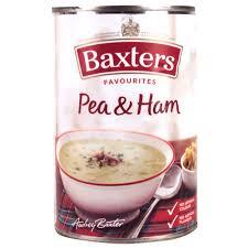 baxters pea & ham
