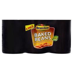 branston beans x 6