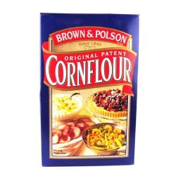 brown  poulson cornflour 500g