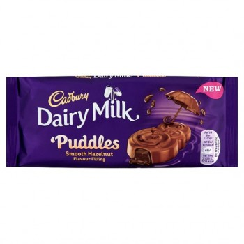 cadbury puddle h nut