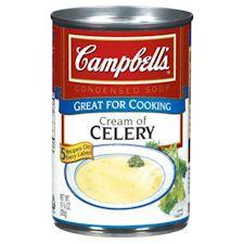 campbells cream of celery