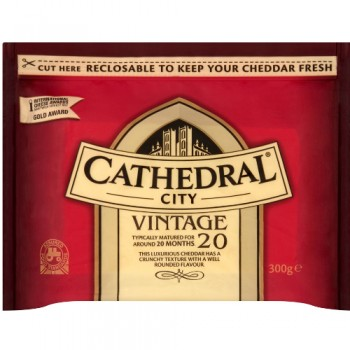 cathedral city vintage 300g