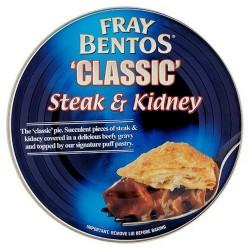 fray bentos steak & kidney
