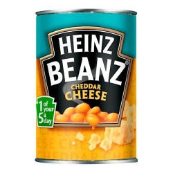 heinz beans and cheese