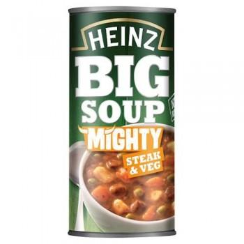 heinz big angus & veg