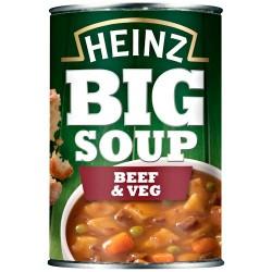 heinz big beef & veg