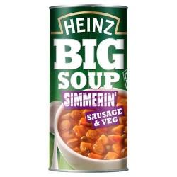heinz big sausage