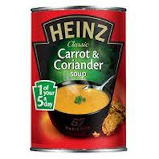 heinz carrot coriander
