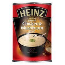 heinz chicken & mushroom