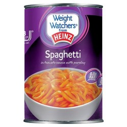 heinz weightwatchers spaghetti