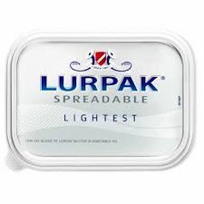 lurpak lightest