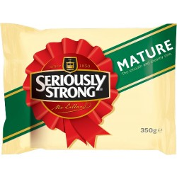 seriously strong mature 350g