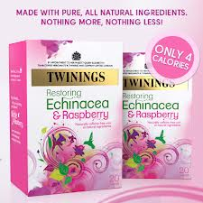 twinings Echinacea & Raspberry