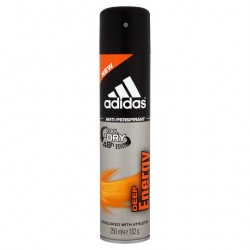 Adidas Deep Energy Antiperspirant Deodorant 250Ml