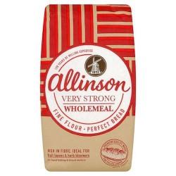 Allinson Wholemeal Bread 1.5Kg