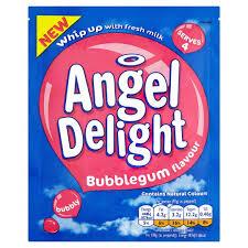Angel Delight Bubblegum 59G