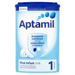 Aptamil 1 First Milk 0-12Mths Powder 900G