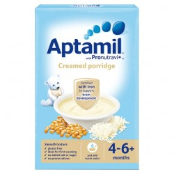 Aptamil 4 Month+ Creamy Porridge 125G