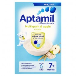 Aptamil Apple 7 Month+ Cereal 200G