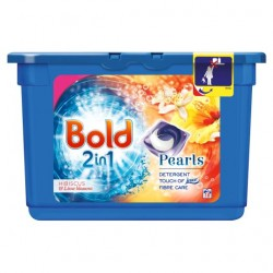 Bold 2 In 1 Pods Hibiscus And Lime 18 Washes